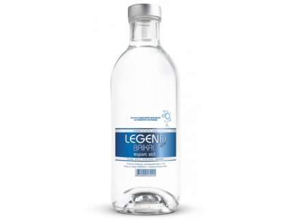 Глубинная байкальская вода Легенда Байкала (LEGEND OF BAIKAL), стекло 0.75 литра, 6шт