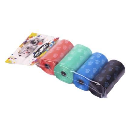 Пакеты для выгула IMAC Rotoli Sacc Igienici, 4 рулонов по 20 шт