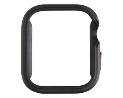 Чехол для смарт-часов Uniq Valencia Aluminium Grey для Apple Watch 38/40 мм