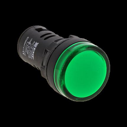 Матрица светодиодная AD16-16HS зеленая 24 В AC/DC (16мм) EKF PROxima