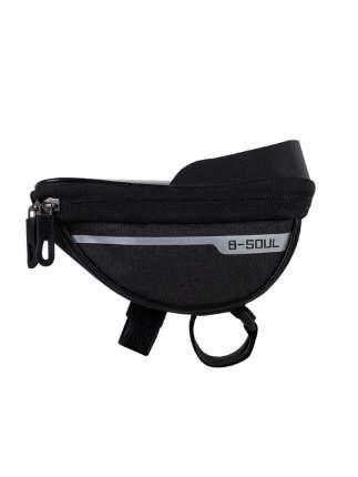 Водонепроницаемая велосумка на руль велосипеда Monblick Bag, черный