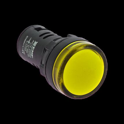 Матрица светодиодная AD16-22HS желтая 24В AC/DC EKF PROxima