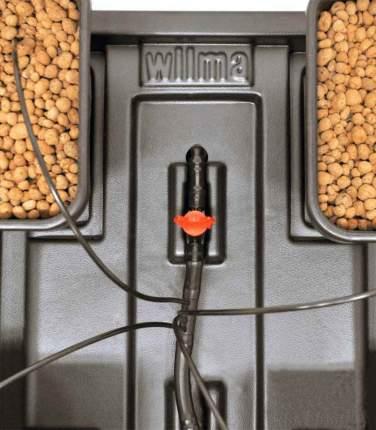Гидропонная система Wilma Small wide 8, 11л KT508AWE