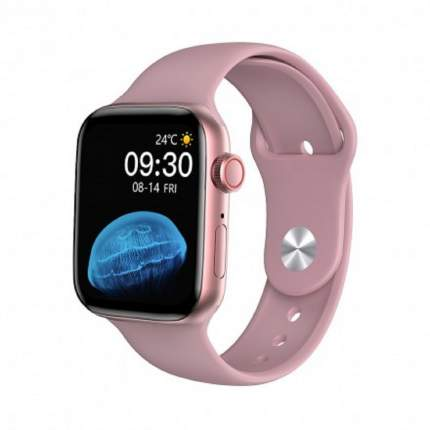 Смарт-часы Smart Watch HW22 6 Pink