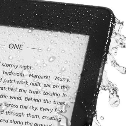 Электронная книга Amazon Kindle Paperwhite 2018 8Gb Black Ad-Supported