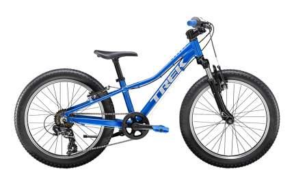 Велосипед Trek Precaliber 20 7SP Boys 2021 One Size alpine blue