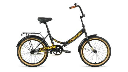 Forward Велосипед Складные Arsenal 20 X, год 2021  , цвет Черный, Желтый