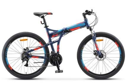 Stels Велосипед Складные Pilot 950 MD 26 V011, год 2020  , ростовка 17.5, цвет Синий