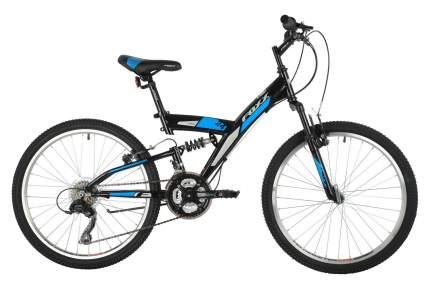 Foxx Велосипед Подростковые Attack 24, год 2021  , ростовка 14, цвет Черный