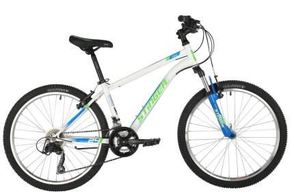 Stinger Велосипед Подростковые Caiman 24 Microshift, год 2021  , ростовка 12, цвет Белый