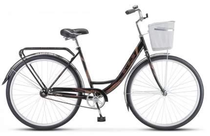 Stels Велосипед Женские Navigator 340 28 Z010, год 2021  , ростовка 20, цвет Черный