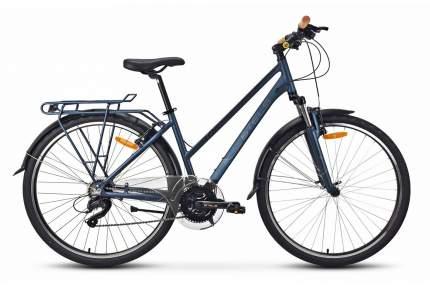 Stels Велосипед Женские Navigator 800 Lady 28 V010, год 2021  , ростовка 17, цвет Синий