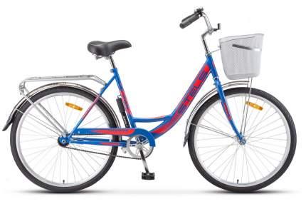 Stels Велосипед Navigator 245 26 Z010, 2020, ростовка 19, Синий, Красный