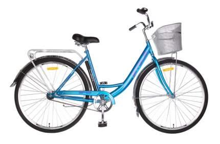 Stels Велосипед Женские Navigator 345 28 Z010, год 2018  , ростовка 20, цвет Синий
