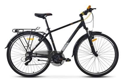 Stels Велосипед Дорожные Navigator 800 Gent 28 V010, год 2021  , ростовка 19, цвет Черный
