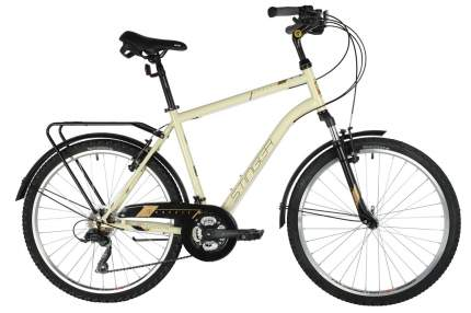 Stinger Велосипед Дорожные Traffic 26 Microshift, год 2021  , ростовка 20, цвет Коричневый