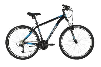 Stinger Велосипед Горные Element STD Microshift 27.5, год 2021  , ростовка 18, цвет Черный