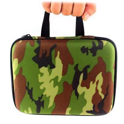 Универсальная сумка для раций, лесной камуфляж