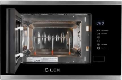 Встраиваемая микроволновая печь Lex Bimo 20.01 Inox
