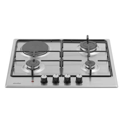 Встраиваемая комбинированная панель Simfer H60V31M416 Silver