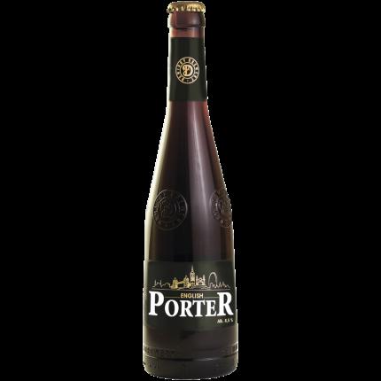 Пиво Портер тёмное 8% 0,5л ст/б