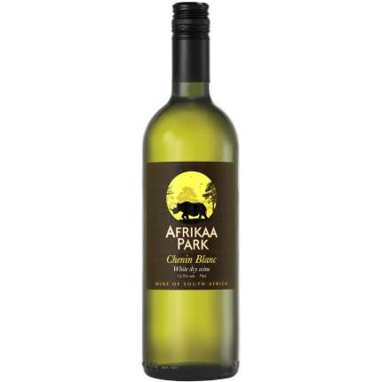 Вино Африкаа Парк Шенен Блан б.сух.0,75