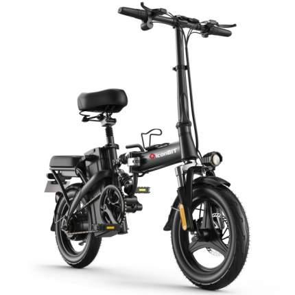 Электровелосипед iconBIT E-Bike M245 2020 One Size black