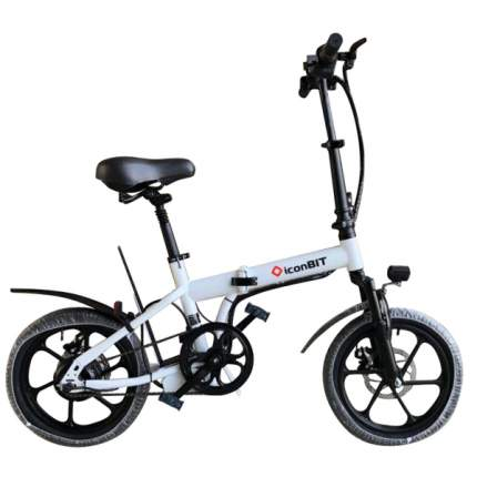 Электровелосипед iconBIT XLR3033