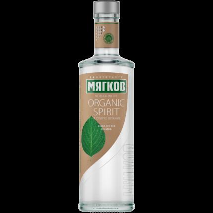 Водка Мягков Органик 40% 0,5