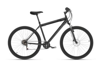 """Велосипед Black One Onix 26 D 2021 18"""" черный"""