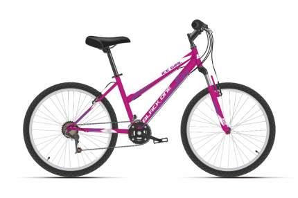 """Велосипед Black One Ice Girl 24 2021 12"""" розовый/белый/фиолетовый"""