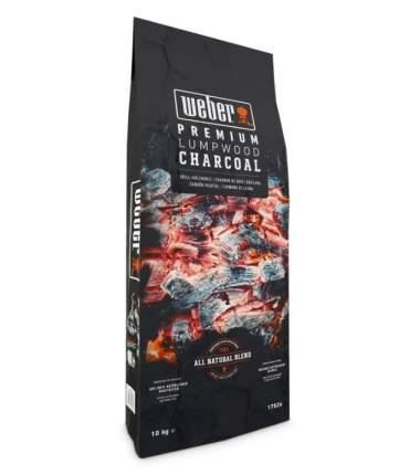 Уголь древесный Weber 17826 10 кг