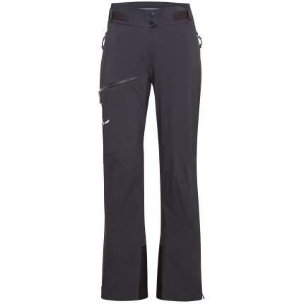Спортивные брюки Salewa Ortles 3 Gore-Tex® Pro Hardshell Women's, black out, 34 EU