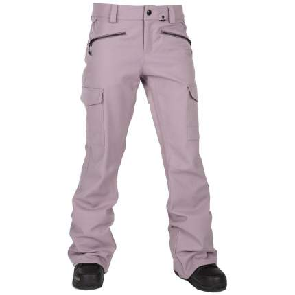 Спортивные брюки Volcom Grace Stretch, purple haze, L