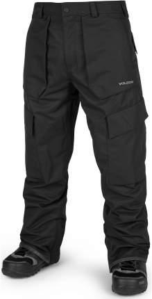 Спортивные брюки Volcom Eastern Ins Pant, black, XL