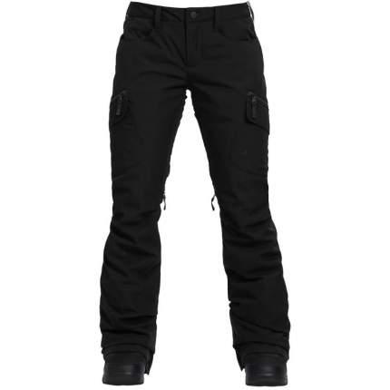 Спортивные брюки Burton W Gloria Ins Pt, true black, L