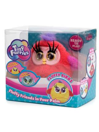 Игрушка Tiny Furries Fluffy Birds, Птичка Frutty