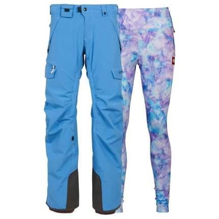 Спортивные брюки 686 Smarty 3-In-1 Cargo, washed indigo, L