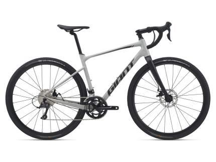 Велосипед Giant Revolt 2 2021 M/L concrete