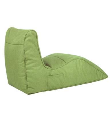 Кресло бескаркасное Папа Пуф Cinema Sofa Lime, размер XXL, рогожка, зеленый