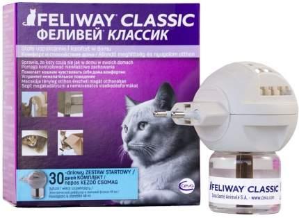 Модулятор поведения для кошек Сева Feliway Classic флакон+дифузор 48мл