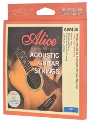 Cтруны для акустической гитары Alice AW436