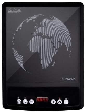 Настольная индукционная плитка SunWind SCI-0501 Black