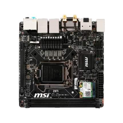 Материнская плата MSI Z87IAC
