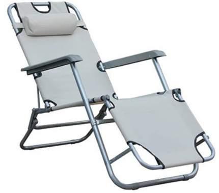 Кресло-шезлонг Reka CK-180 серый