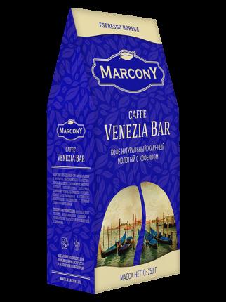 Кофе молотый Marcony Venezia Bar 250г