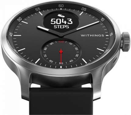 Умные часы Withings ScanWatch 38mm (Black)