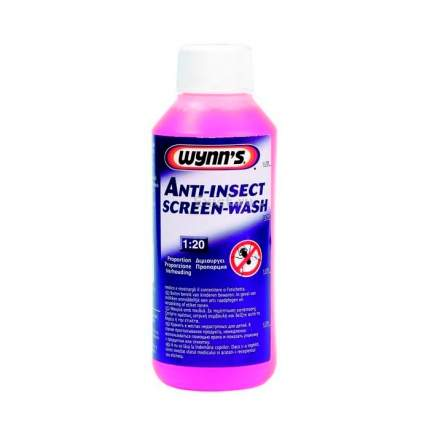 Anti-Insect Screen-Wash 250 Мл Добавка В Бачок Омывателя Летняя Wynns W45201