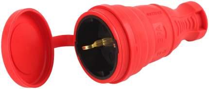 Удлинитель ЭРА R8-RED-IP44