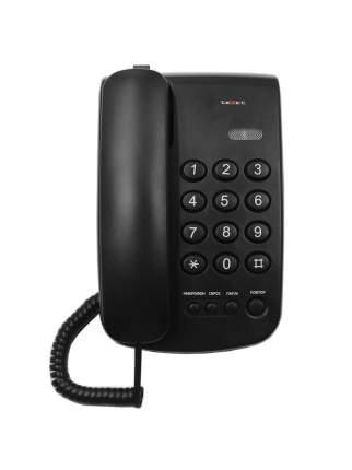 Домашний телефон teXet TX-241 Black